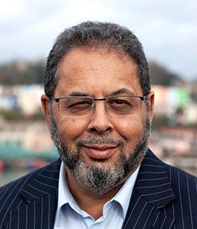 Aman Dalvi, OBE - Chair of Goram Homes Board, Non-Executive Director
