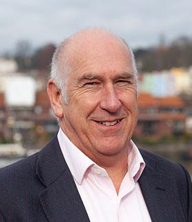 Chris Arnold Finance Director