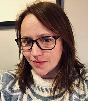 Kate Buxton, Head of Communications