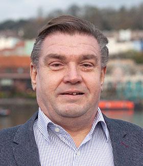 Mark Hallett, Non-Executive Director